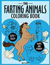 The Farting Animals Coloring Book