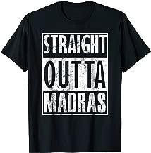 Chennai Tamilian Madras lovers Straight Outta Chennai Tshirt