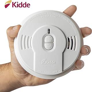 Kidde Safety - 21026055 Kidde Sealed Lithium Battery Power Smoke Detector Alarm | Model i9010, White