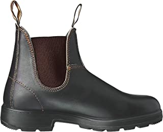 Blundstone Unisex 500 Brown Chelsea Boot - 6.5 UK