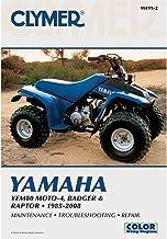Amazon Com Yamaha Atv Repair Manual