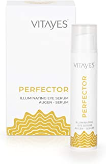 HOLIDAY SEASON OFFER Vitayes Perfector, Illuminating Eye Serum and Anti-Aging Cream for Instant Brightening and Repair of Crow's Feet, Wrinkles, Dark Circles, and Uneven Skin