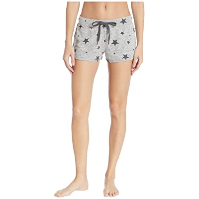 P.J. Salvage Starry Eyed Sleep Shorts (Slate) Women