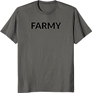 Best farmy t shirt Reviews