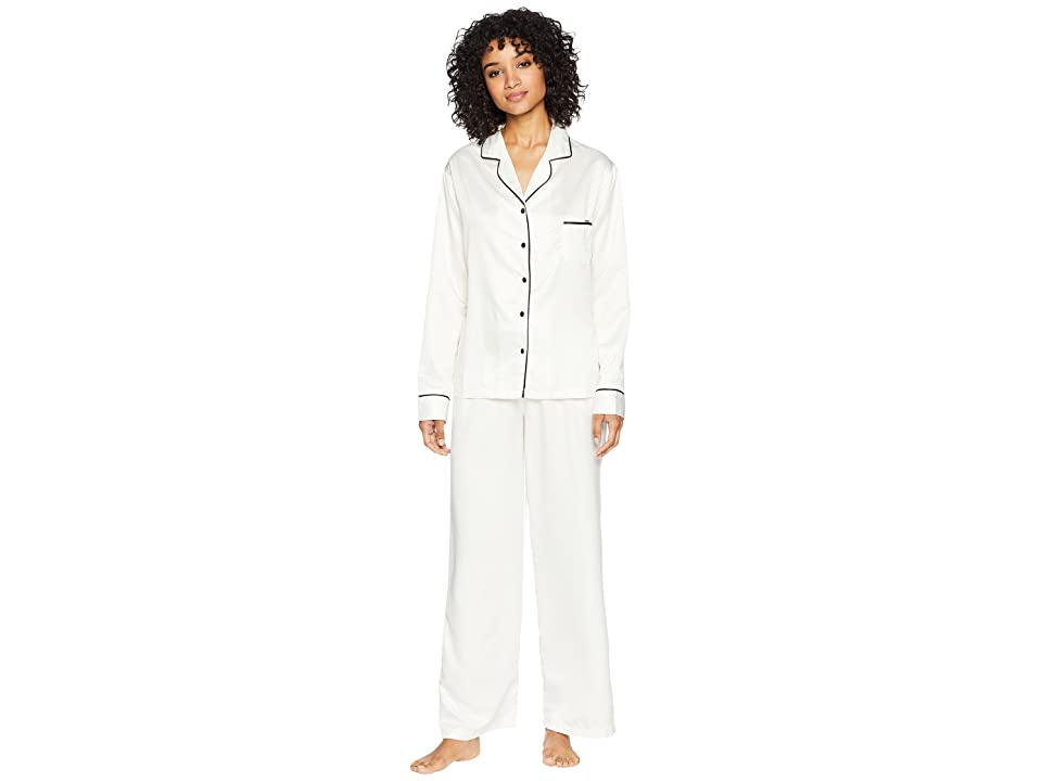 BLUEBELLA Claudia Pajama (Cream/Black) Women