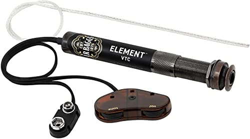 discount L.R. Baggs Element new arrival Active System with Volume and Tone discount Control Acoustic Guitar Undersaddle Pickup online sale