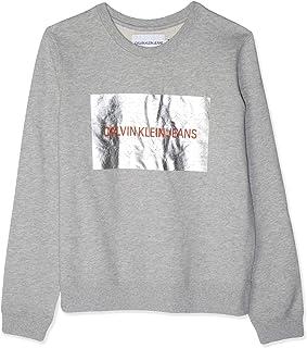 Calvin Klein Jeans T-Shirt for Women - Color Grey - Size Medium