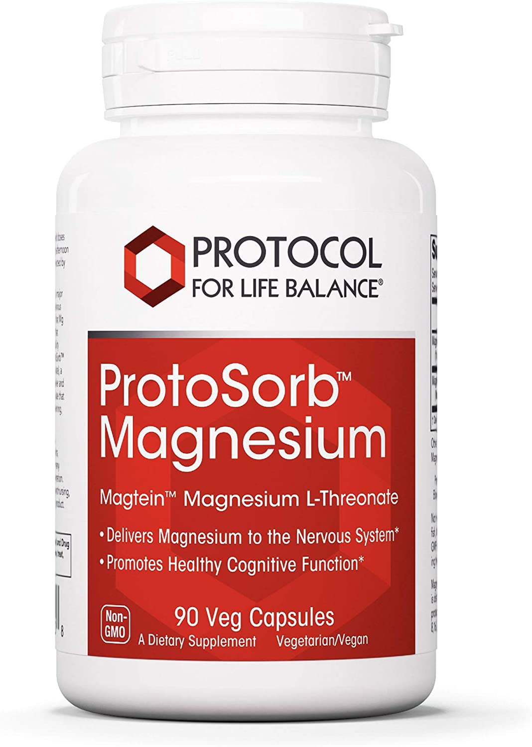 Protocol For Life Balance - ProtoSorb Max 44% OFF Supports Online limited product Nervo Magnesium
