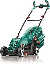 Bosch Lawn Mower ARM 37 (1400 Watt, 37cm Cutting Width, 5 Height Settings,10m Power Cable, 40 Litre Grassbox)
