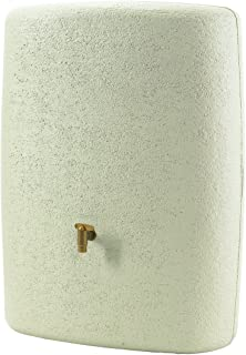 Exaco 295600 GRAF Terranova Rainwater Reservoir Tank, 73-Gallon, Cream