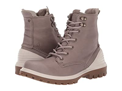 ECCO Tred Tray Waterproof High Hydromax (Moon Rock) Women