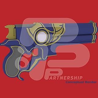 3D Printed Bayonetta Gun Kit