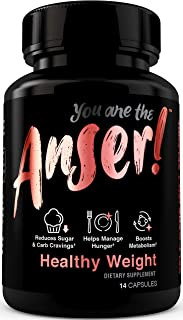 Anser Healthy Weight Sample - 7 Servings