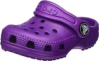 Crocs Kids' Classic Clog, Amethyst, 13 M US Little Kid