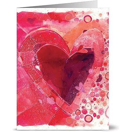 Valentine Exchange Cards Valentine Note Cards Set Valentines Day Blank Note Cards Valentine Word Note Cards 8 Blank Valentine Cards