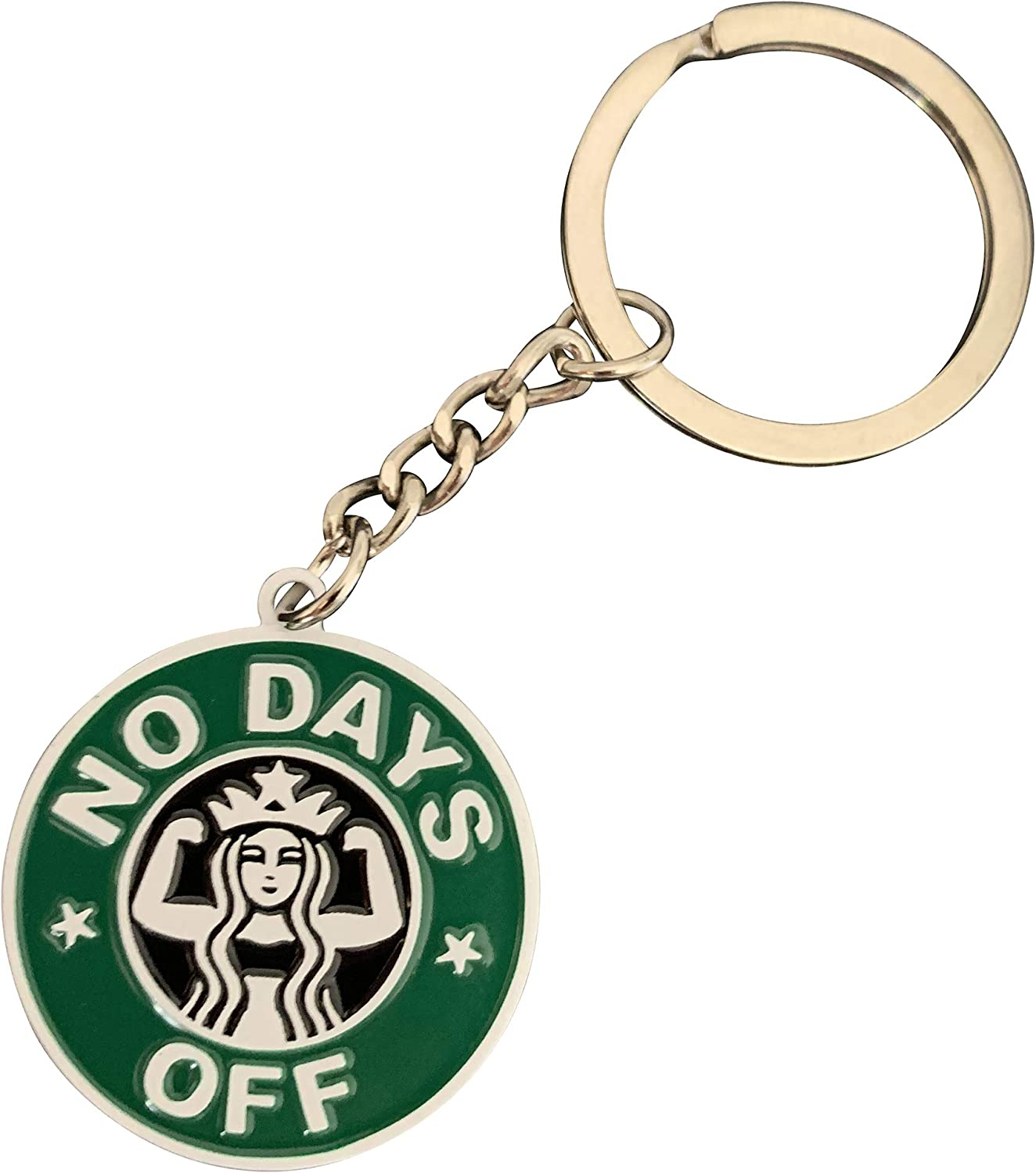 Prime NEW before selling ☆ Creations 100% quality warranty! Starbuff Cute Keychain Coffee Fun K Lovers for