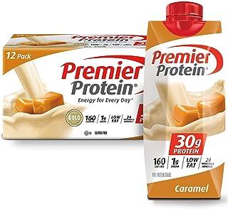 Premier Protein high Protein Shake, Caramel, 132 Oz