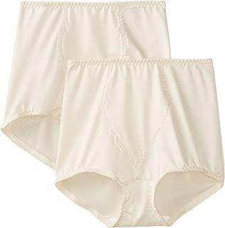 Bali Women's Shapewear Light Control Tummy Panel Panty, 2-Pack