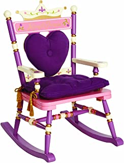 Wildkin Royal Rocking Chair, Princess