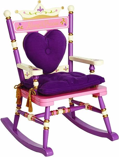 Wildkin Royal Rocking Chair Princess