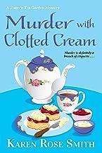 Murder with Clotted Cream (A Daisy's Tea Garden Mystery Book 5)