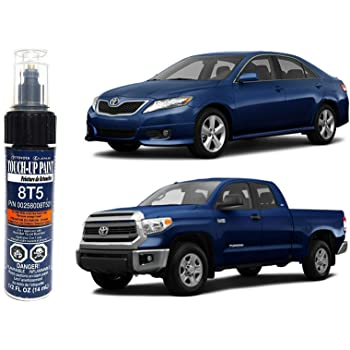 Genuine Toyota 00258-008T5-21 Blue Ribbon Metallic Touch-Up Paint Pen (1/2 fl. oz., 14 ml)