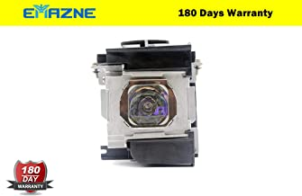 Emazne ET-LAA410 Projector Replacement Compatible Lamp with Housing for Panasonic PT-AE8000 PT-AE8000U PT-AT6000 PT-AT6000E