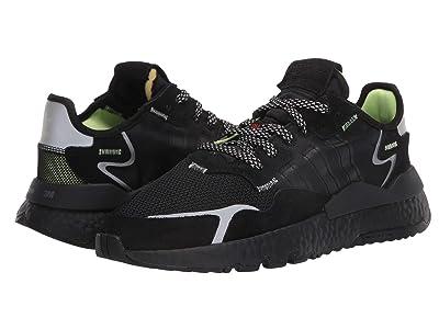 adidas Originals Nite Jogger (Core Black/Core Black/Core Black) Men