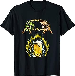 Funny Beer Fusion Hop and Malt Beer Lovers Oktoberfest Prost T-Shirt