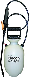 Smith 190360 1 Gallon Bleach Sprayer for Cleaning & Mold Removal