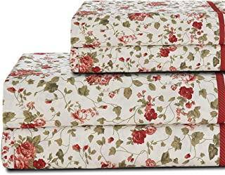 Best rose colored queen sheets Reviews
