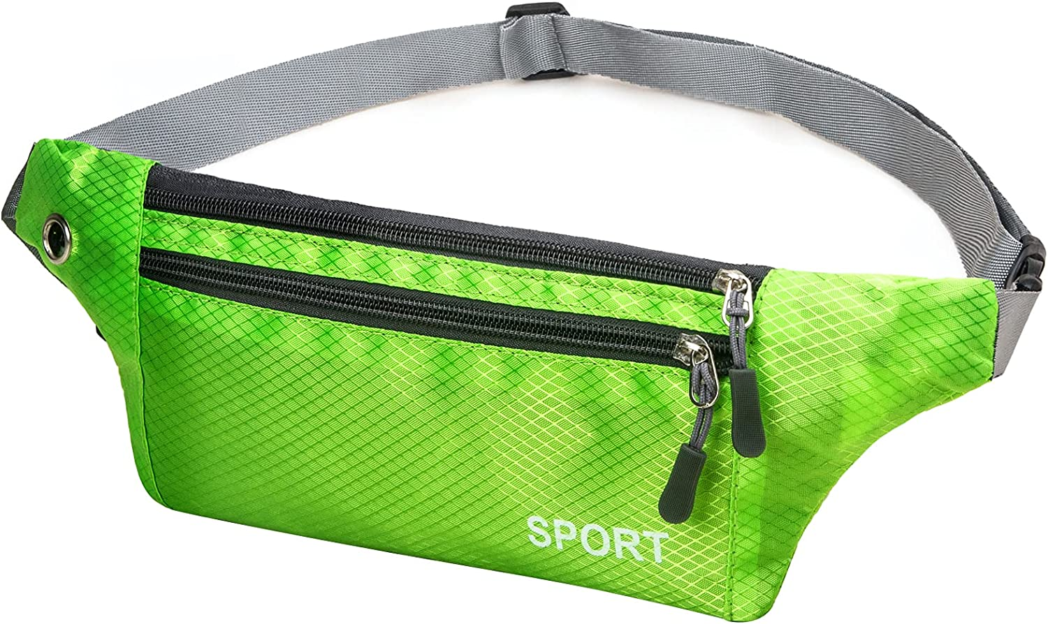 Crossbody Memphis Mall Super beauty product restock quality top Fanny Pack with 3-Zipper Water Pockets Men for Women