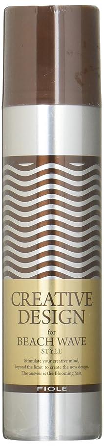 染料織る商業のフィヨーレ クリエイティブデザイン ビーチウェーブ ヘアスプレー 200g