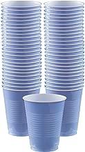 Amscan Pastel Blue Plastic Party