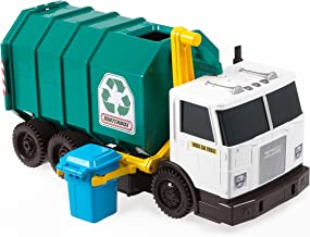 "Matchbox Garbage Truck Large [Amazon Exclusive] Multi, 15"""