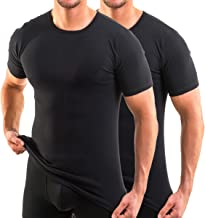 HERMKO 3840 2er Pack Kurzarm Shirt (Weitere Farben)