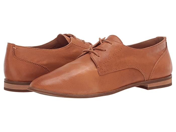 FRYE AND CO.  Piper Oxford (Almond Tumbled Leather) Womens Shoes