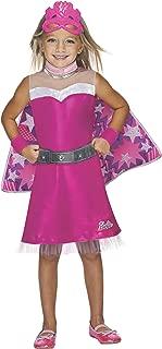 Barbie Princess Power Super Sparkle Costume, Child's Small
