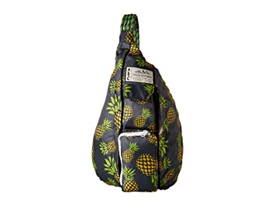 KAVU Rope Pack (Pineapple Party) Bags