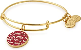 Womens Harry Potter Mischief Managed Bangle