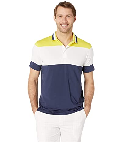 PUMA Golf Nineties Polo (Blazing Yellow) Men