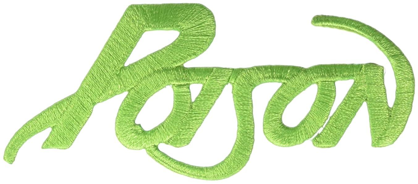 Application Poison Logo Patch