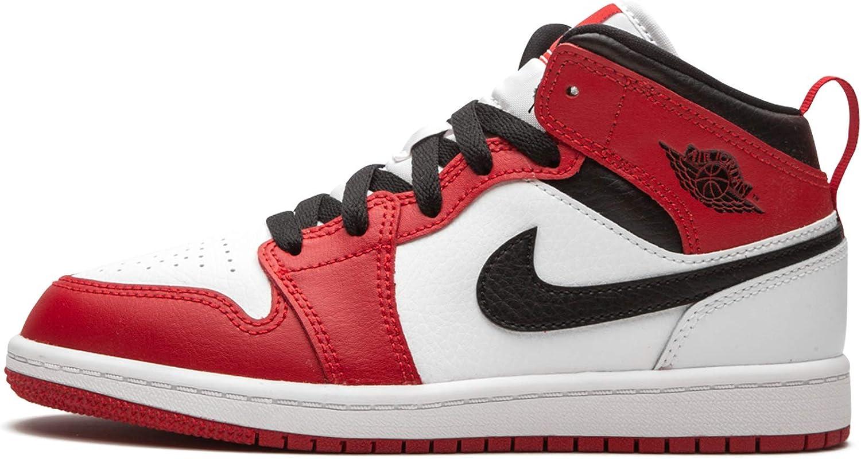 Nike Jordan おトク Kid's Shoes Air Chicago 640734-173 PS Mid お買得 1