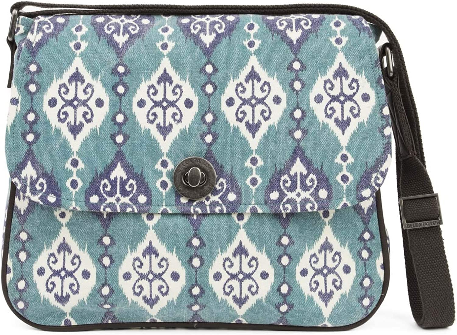 Bella Taylor Sleek Messenger Crossbody, Lanai