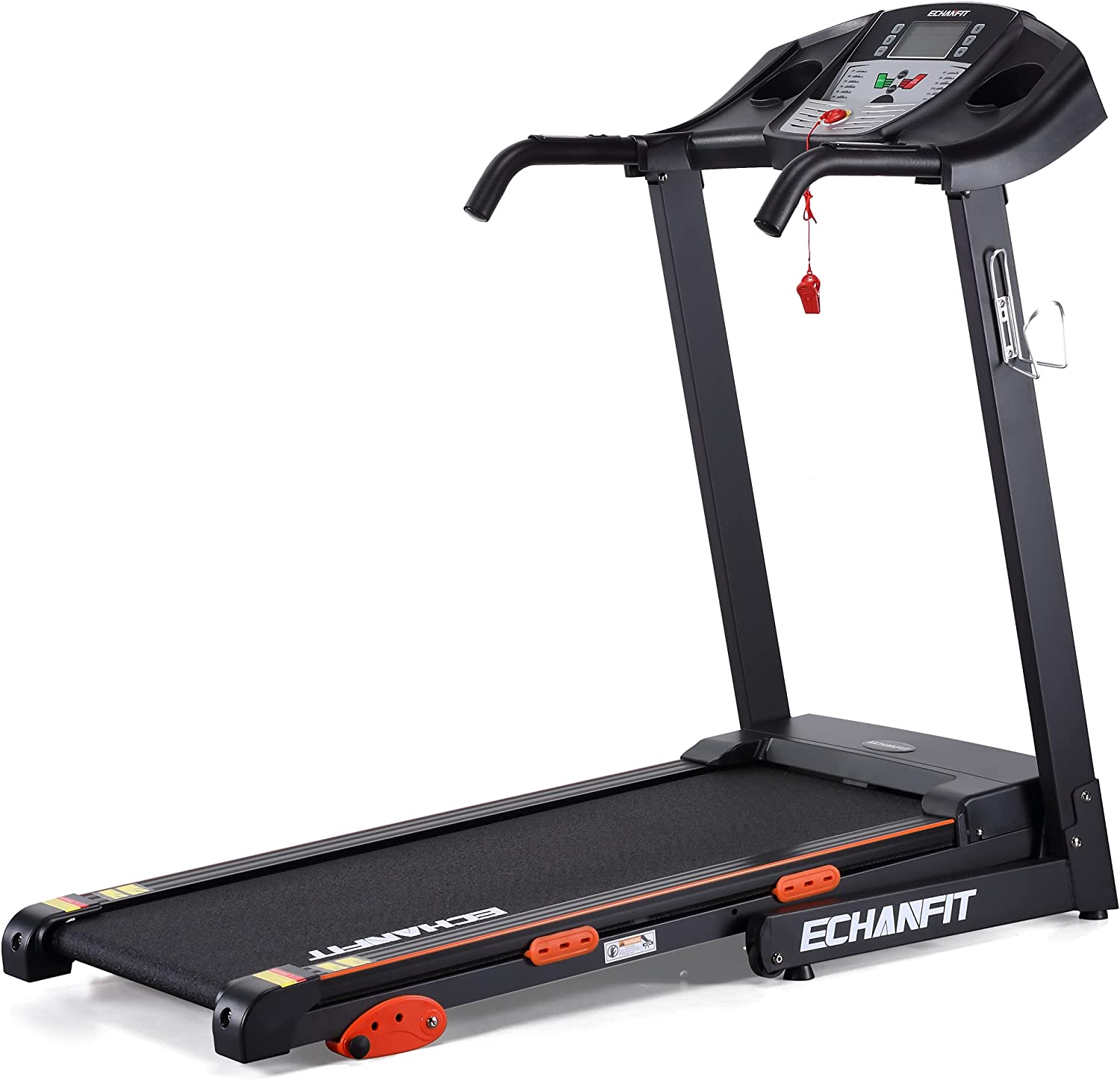 ECHANFIT Treadmills for Home 2.5 Incline Folding HP Power Tread Fixed price sale Sale