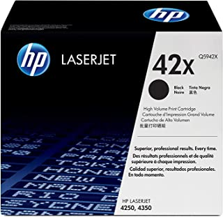 Toner for HP Laserjet 4250, 4350 HP 42X (Q5942X) High Yield Black Cartridge