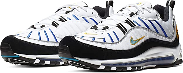 Amazon.com: Nike Air Max 98 PRM : Clothing, Shoes & Jewelry