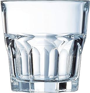 Arcoroc ARC J2609 Granity Whiskyglas, 160ml, Glas, transparent, 6 Stück