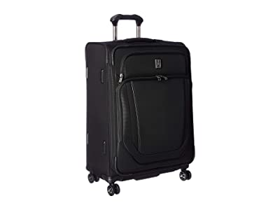Travelpro 25 Crew Versapack Expandable Spinner Suiter (Jet Black) Luggage