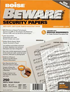 Boise Beware Security Papers